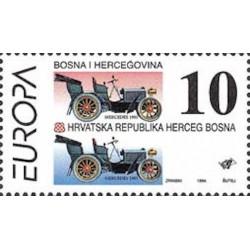 Bosnie-Herzégovine Croate N° 0007 N**