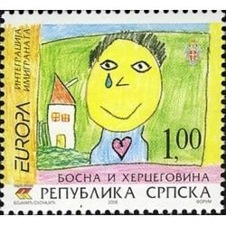 Bosnie-Herzégovine Serbe N° 0343 N**
