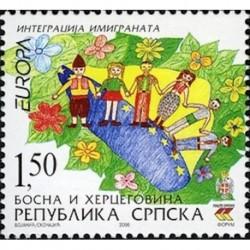 Bosnie-Herzégovine Serbe N° 0344 N**