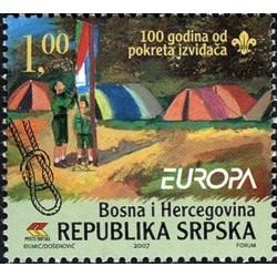 Bosnie-Herzégovine Serbe N° 0362 N**