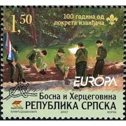 Bosnie-Herzégovine Serbe N° 0363 N**