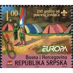 Bosnie-Herzégovine Serbe N° 0364 N**