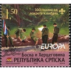 Bosnie-Herzégovine Serbe N° 0365 N**