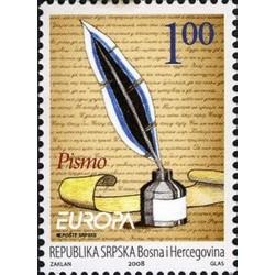 Bosnie-Herzégovine Serbe N° 0395 N**