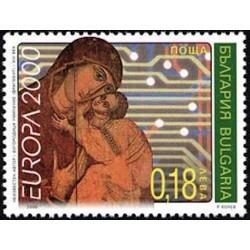 Bulgarie N° 3879 N**