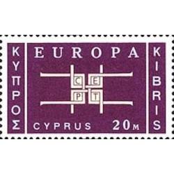Chypre N° 0217 N**