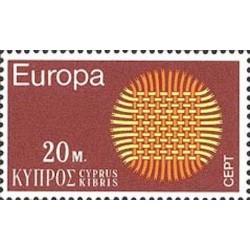 Chypre N° 0324 N**