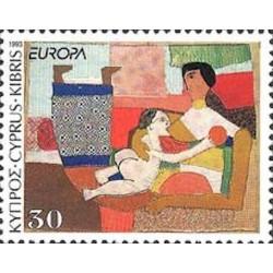 Chypre N° 0805 N**