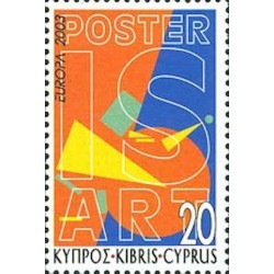 Chypre N° 1021 N**