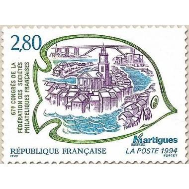 FR N° 2885 Oblitere