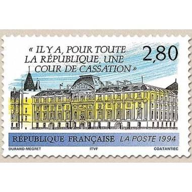 FR N° 2886 Oblitere