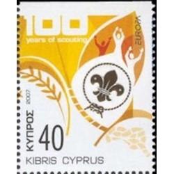 Chypre N° 1110 a N**