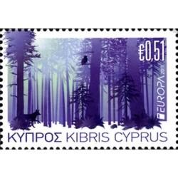 Chypre N° 1219 N**