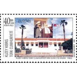 Chypre turc N° 0439 N**