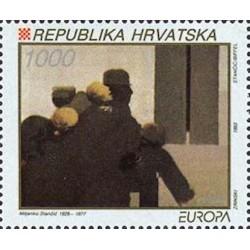 Croatie N° 0198 N**