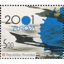 Croatie N° 0538 N**
