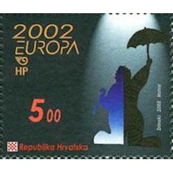 Croatie N° 0576 N**
