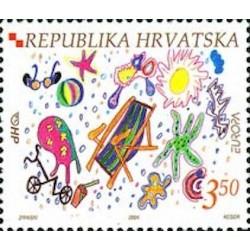 Croatie N° 0641 N**