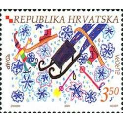 Croatie N° 0642 N**