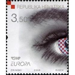 Croatie N° 0727 N**