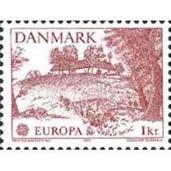Danemark N° 0640 N**