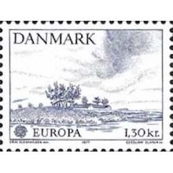 Danemark N° 0641 N**
