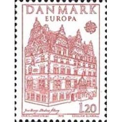 Danemark N° 0663 N**