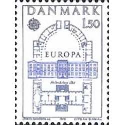 Danemark N° 0664 N**