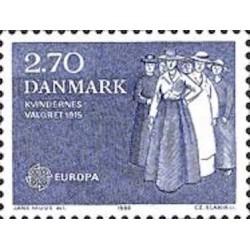 Danemark N° 0753 N**