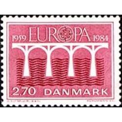 Danemark N° 0809 N**
