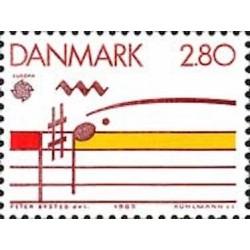 Danemark N° 0839 N**