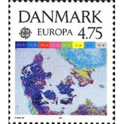 Danemark N° 1005 N**