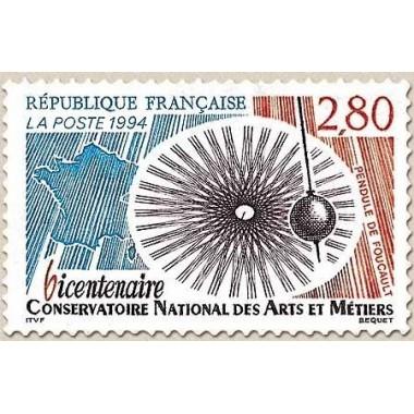 FR N° 2904 Oblitere