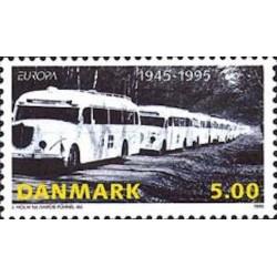 Danemark N° 1104 N**