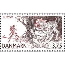 Danemark N° 1161 N**