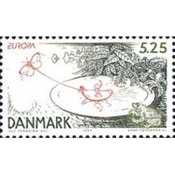 Danemark N° 1162 N**