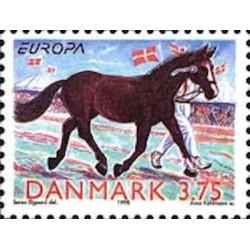 Danemark N° 1191 N**