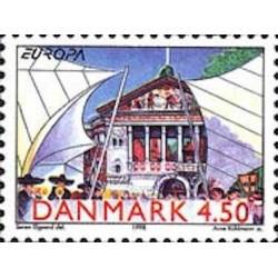 Danemark N° 1192 N**