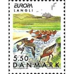 Danemark N° 1216 N**