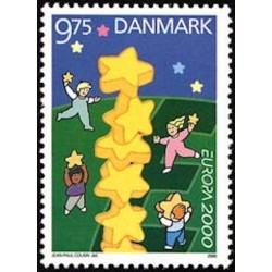 Danemark N° 1255 N**