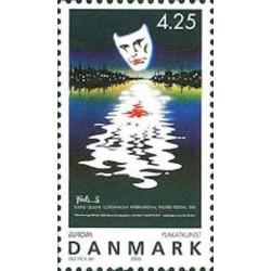 Danemark N° 1344 N**