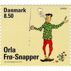 Danemark N° 1591 N**