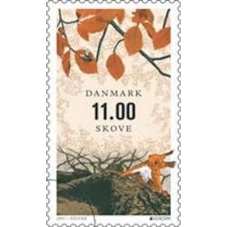Danemark N° 1632 N**
