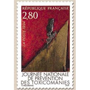 FR N° 2908 Oblitere