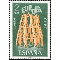 Espagne N° 1744 N**