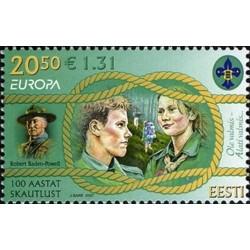 Estonie N° 0544 N**