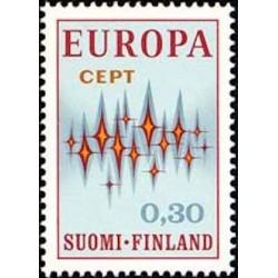 Finlande N° 0665 N**