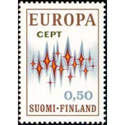 Finlande N° 0666 N**