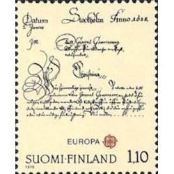 Finlande N° 0806 N**
