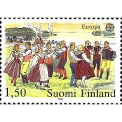 Finlande N° 0846 N**